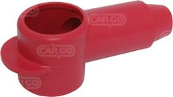 Terminal cover rood 24mm