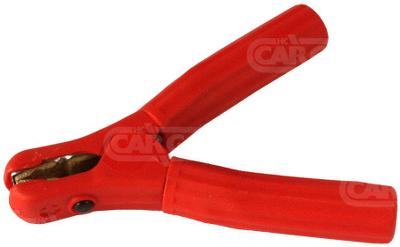 Acculaadklem rood 40A 80mm => D21054